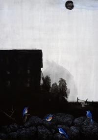 꿈속에서2, 65.1x90.9cm,_Acrylic on Canvas, 2016, KRW 4,500,000.JPG