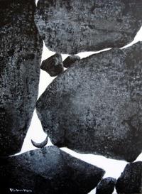 휴식, 53.0x40.9cm, Acrylic on Canvas, 2015, KRW 1500,000.JPG