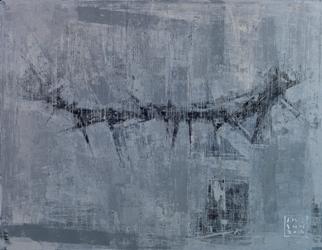 애(愛) 116.7× 91㎝, Acrylic on canvas, 2016.jpg