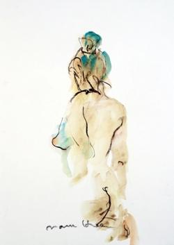 Woman 29.7x21cm, Water Color, 2016 (10).JPG