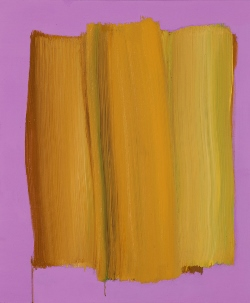 Yellow Veil on the Purple.72.7x60.6cm.acrylic on canvas.USD3,600.jpg