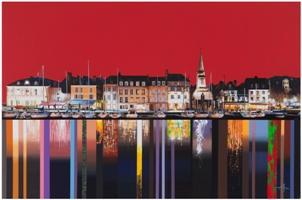 City-Compoition 91x60.6cm Acrylic on Canvas 2016.jpg