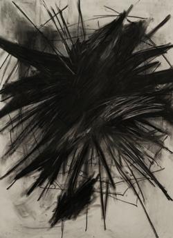 자유, 110x75cm, Pastel on Paper, 2016.jpg